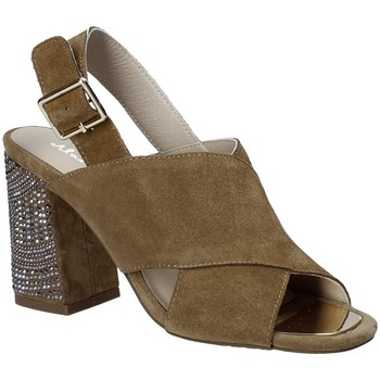 kengät Naiset Sandaalit ja avokkaat Alma En Pena V18277 Ruskea