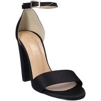 kengät Naiset Sandaalit ja avokkaat Grace Shoes 1392 Musta