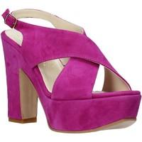 kengät Naiset Sandaalit ja avokkaat Esther Collezioni TQ 039 Vaaleanpunainen
