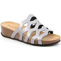 kengät Naiset Sandaalit Grunland CB2490 Harmaa
