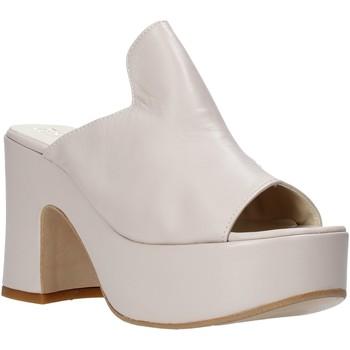 kengät Naiset Sandaalit Esther Collezioni RM 20S Beige