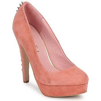 kengät Naiset Korkokengät Ravel LAVINA Pink