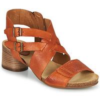 kengät Naiset Sandaalit ja avokkaat Casta ERVA Oranssi