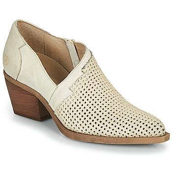 kengät Naiset Bootsit Casta DELIRA Beige