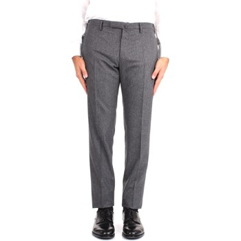 vaatteet Miehet Puvun housut Incotex 1T0030 1721T Grey