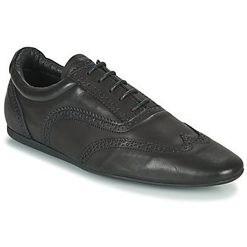 kengät Miehet Derby-kengät Schmoove JAMAICA CORSO EASY Black