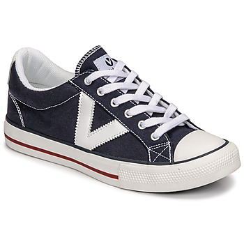 kengät Matalavartiset tennarit Victoria TRIBU LONA CONTRASTE Sininen