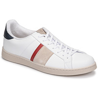 kengät Miehet Matalavartiset tennarit Victoria TENIS VEGANA DETALLE Valkoinen / Sininen