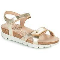 kengät Naiset Sandaalit ja avokkaat Panama Jack SULIA SHINE Kulta