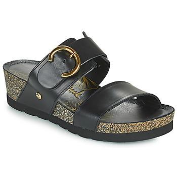kengät Naiset Sandaalit Panama Jack CATRINA Musta