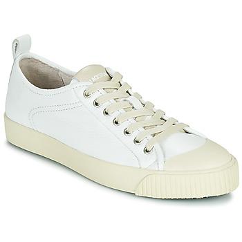 kengät Naiset Matalavartiset tennarit Blackstone VL61 Valkoinen