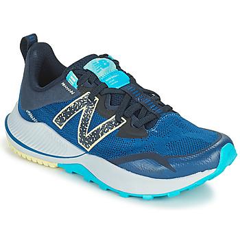 kengät Naiset Juoksukengät / Trail-kengät New Balance NITREL Sininen