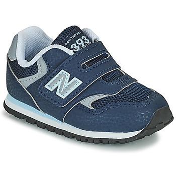 kengät Pojat Matalavartiset tennarit New Balance 393 Sininen