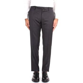 vaatteet Miehet Chino-housut / Porkkanahousut Incotex 1T0030 1393T Grey