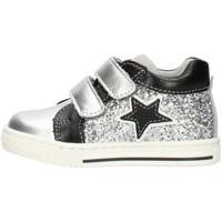 kengät Tytöt Matalavartiset tennarit Balocchi 606224 Silver