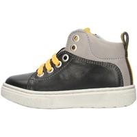 kengät Pojat Korkeavartiset tennarit Balocchi 601728 Black