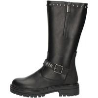 kengät Tytöt Saappaat Café Noir C785 Black