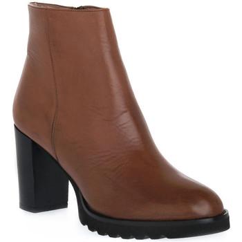 kengät Naiset Nilkkurit Priv Lab 906 CUOIO Marrone
