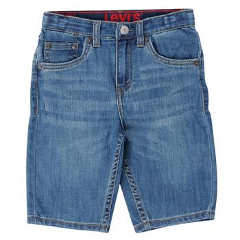 vaatteet Pojat Shortsit / Bermuda-shortsit Levi's PERFORMANCE SHORT Sininen