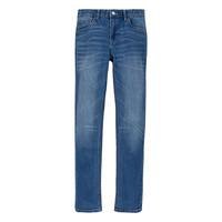 vaatteet Pojat Skinny-farkut Levi's 510 ECO PERFORMANCE Sininen