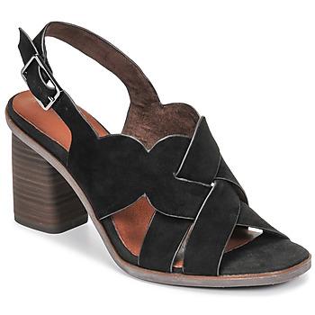 kengät Naiset Sandaalit ja avokkaat Tamaris NOAMY Musta