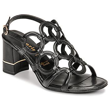 kengät Naiset Sandaalit ja avokkaat Tamaris DALINA Musta
