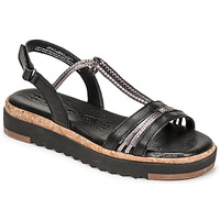 kengät Naiset Sandaalit ja avokkaat Tamaris BENNA Musta