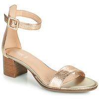 kengät Naiset Sandaalit ja avokkaat Geox D SOZY MID E Kulta
