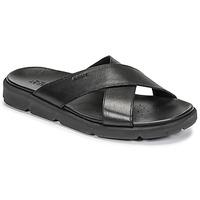 kengät Miehet Sandaalit ja avokkaat Geox U XAND 2S C Musta