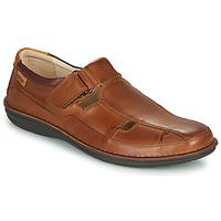kengät Miehet Sandaalit ja avokkaat Pikolinos SANTIAGO M8M Ruskea
