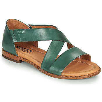 kengät Naiset Sandaalit ja avokkaat Pikolinos ALGAR W0X Sininen
