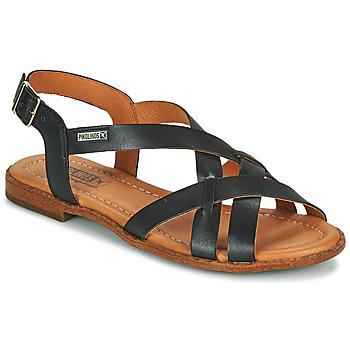 kengät Naiset Sandaalit ja avokkaat Pikolinos ALGAR W0X Musta