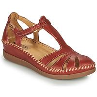 kengät Naiset Sandaalit ja avokkaat Pikolinos CADAQUES W8K Punainen