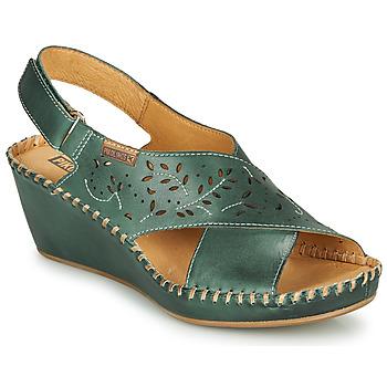 kengät Naiset Sandaalit ja avokkaat Pikolinos MARGARITA 943 Sininen