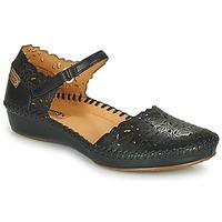 kengät Naiset Balleriinat Pikolinos P. VALLARTA 655 Musta