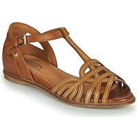 kengät Naiset Sandaalit ja avokkaat Pikolinos TALAVERA W3D Hunaja