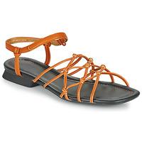 kengät Naiset Sandaalit ja avokkaat Camper CASI MYRA SANDAL Ruskea