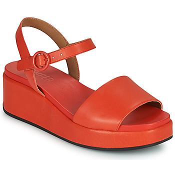 kengät Naiset Sandaalit ja avokkaat Camper MISIA Punainen