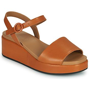 kengät Naiset Sandaalit ja avokkaat Camper MISIA Ruskea