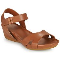 kengät Naiset Sandaalit ja avokkaat Camper MICRO Ruskea