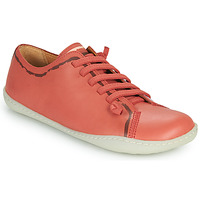 kengät Naiset Matalavartiset tennarit Camper PEU CAMI Punainen