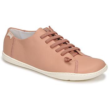 kengät Naiset Matalavartiset tennarit Camper PEU CAMI Vaaleanpunainen