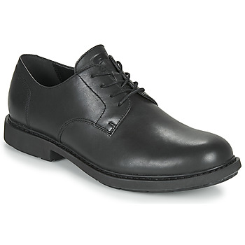 kengät Miehet Derby-kengät Camper NEUMAN Black