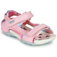 kengät Tytöt Sandaalit ja avokkaat Camper OUS Vaaleanpunainen