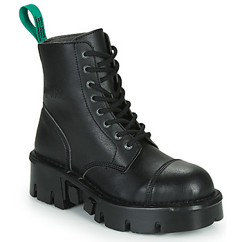kengät Bootsit New Rock M-MILI083NSV-V1 Black