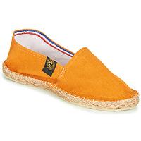 kengät Espadrillot Art of Soule LINEN Oranssi