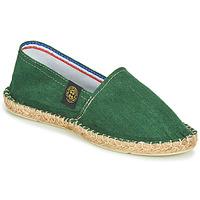 kengät Espadrillot Art of Soule LINEN Vihreä