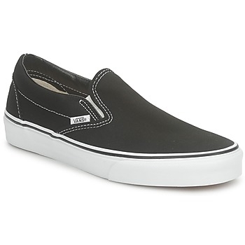 kengät Matalavartiset tennarit Vans CLASSIC SLIP-ON Black