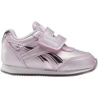 kengät Lapset Matalavartiset tennarit Reebok Sport Royal Cljog 20 KC Vaaleanpunaiset