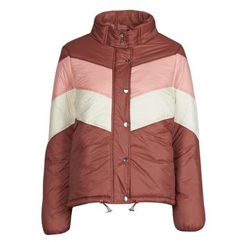 vaatteet Naiset Toppatakki Deeluxe CLAUDINE Red / Pink